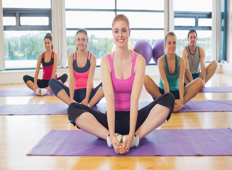Yoga Instructor Amber Job